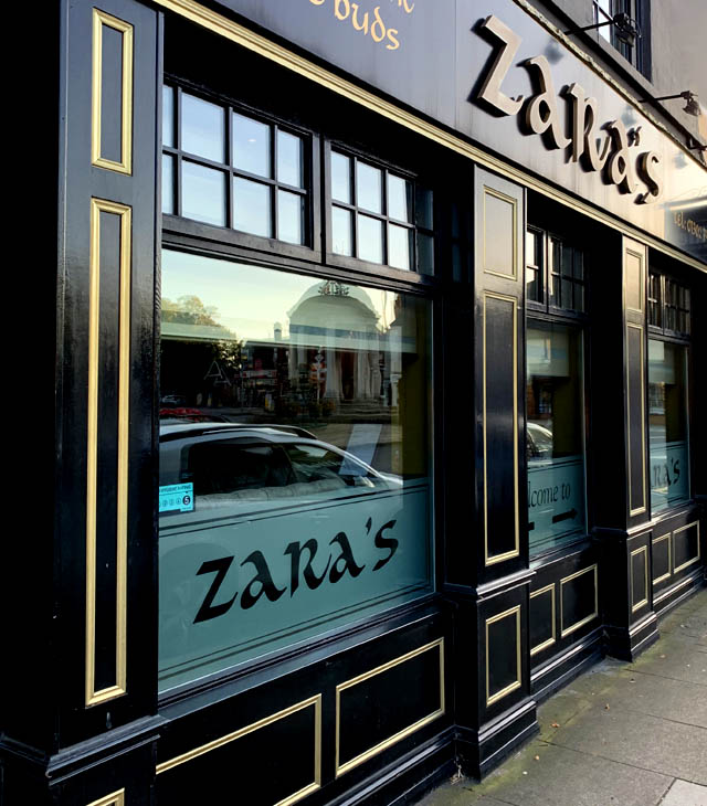 Zaras Indian Restaurant Tickhill, Doncaster - 01302 744122